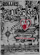Rollie's Run for Kids to benefit Shriners Hospitals for Children