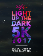 UnBound Light Up the Dark 5k