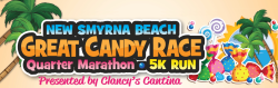 Great Candy Race - Quarter Marathon and 5K Run