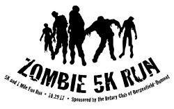 Bergenfield-Dumont Rotary Zombie 5K Run