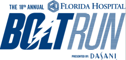 18th Annual Florida Hospital Bolt Run Presented by Dasani