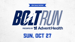 19th Annual Bolt Run, presented by AdventHealth