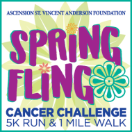 Ascension St Vincent Spring Fling Cancer Run/Walk Challenge