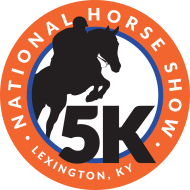 National Horse Show 5K
