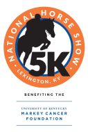 National Horse Show 5K benefitting the UK Markey Cancer Foundation
