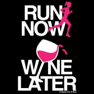 Run or Wine 5K, December 2017