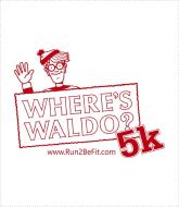 Where's Waldo 5k