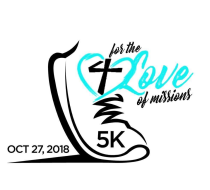 2nd Annual For the Love of Missions 5K