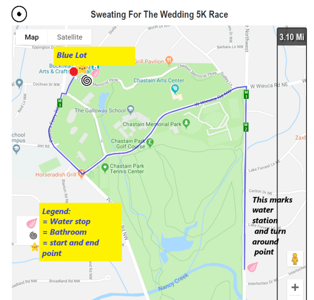 Sweating For The Wedding 5K TM on iphone 15 mile run, map of ireland, map of camp woodward pa, map of downtown huntsville alabama, map icon, map keeper, color run, map of state parks, map store, map of new jersey, map of korean peninsula, map washington state dot, map of the stars in the sky, map of mobile, map of alberta, map of europe, map of abdomen, map run app, 15 mile long run, map of parks in edmonds,