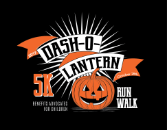 Dash'O'Lantern 5k Run/Walk