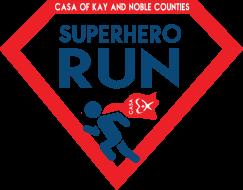 CASA Superhero Run - Ponca City, Oklahoma