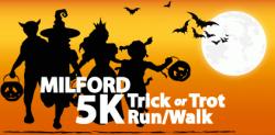 Milford Trick or Trot 5K Run/Walk