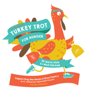 St. Catherine's Turkey Trot for Hunger 5K Run/Walk and 1-Mile Fun Run