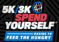 Spend Yourself®  Virtual 5K Run/3K Walk