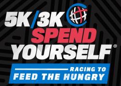 Spend Yourself®  Virtual 5K Run/3K Walk