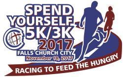 Spend Yourself® 5K Run/3K Walk