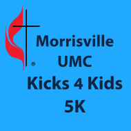 Kicks 4 Kids 5K and 1Mile Fun Walk / Run - Morrisville United Methodist Church