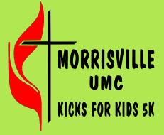 Kicks 4 Kids 5k Run and 1Mile Family Walk / Run - Morrisville United Methodist Church
