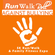 #Be A Buddy - Run, Walk, Roll Against Bullying 5K