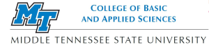 MTSU College of Basic and Applied Science