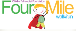 RRRC Volunteers for Children's Hospital Foundation Four Mile Fun Run (Club Contract Race)