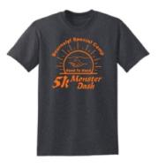 8th Annual Bournelyf Hand-to-Hand MONSTER DASH 5K Run/2 Mile Walk