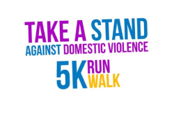 Take a Stand Against DV 5K