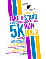 Take a Stand Against DV 5K