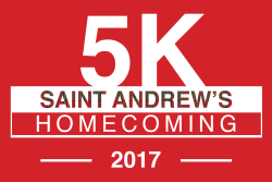 St Andrews Homecoming 5K Run