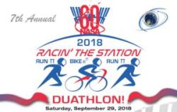 Racin' the Station Duathlon