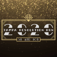 3rd Annual Tampa Resolution Run 5k and 10k Run 2020