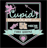 Cupids Chocolate Chase 5K and Mocha mile