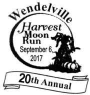 Wendelville Harvest Moon 5k