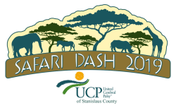 2019 United Cerebral Palsy of Stanislaus County  Safari Dash