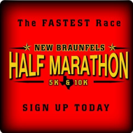 New Braunfels Marathon & Half, 10K-5k
