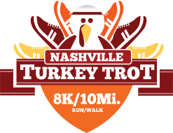 Nashville Turkey Trot 10 Mile and 8K
