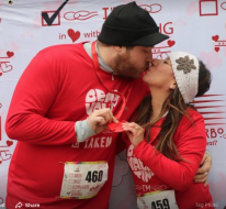 8th Annual Be My Valentine 5K Run/Walk or 1st Annual Be My Other Half: 1/2 Marathon.