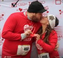 9th Annual Be My Valentine 5K Run/Walk or 2nd Annual Be My Other Half: 1/2 Marathon.