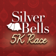 Silver Bells 5K Race: At-Home Virtually or In-Person with Open Timing
