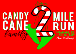 Candy Cane Family 2 Mile