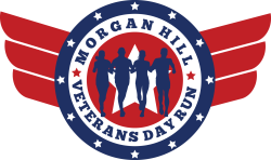 Morgan Hill Veterans Day Run