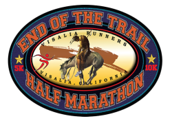 End of the Trail Virtual Half Marathon, 10k & 5K