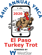 YMCA TURKEY TROT El Paso Virtual