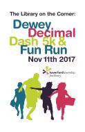Dewey Decimal Dash 5K & Fun Run