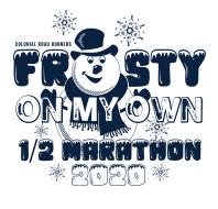 Frosty On My Own (FOMO) Virtual Half-Marathon