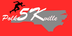 """Polk""""5k""""ville Run/Walk"""