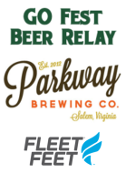 Parkway Brewing Co. Beer Relay presented by Fleet Feet