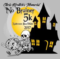 Chris Kreilick's Memorial No Brainer 5K Halloween Run/Walk