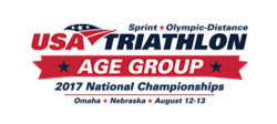 2017 USA Triathlon Age Group National Championships