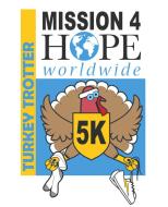Mission4HOPE Worldwide: 5K Run/Walk